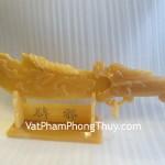 Đao Rồng vàng ngọc Hoàng Long Tân Cương tịch tà hóa sát M100