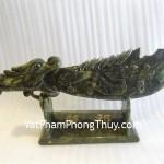 Đao Rồng xanh phong thủy Lam Ngọc Vân Nam hóa giải tiểu nhân M099